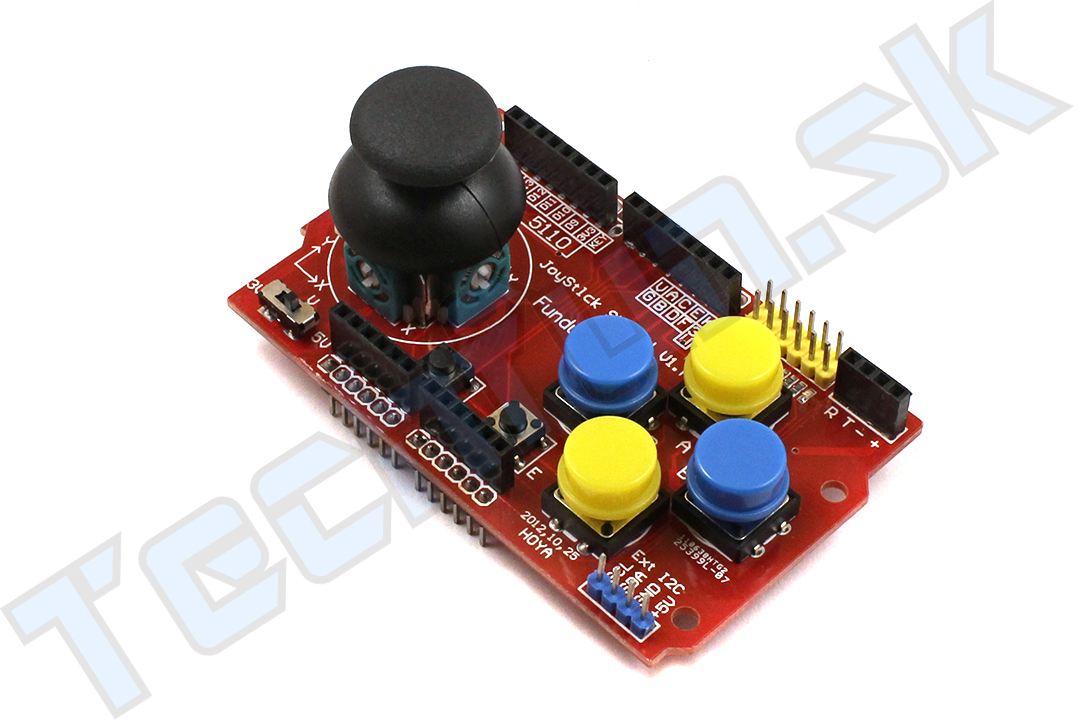 tlačidlo pripojiť Arduino