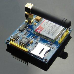 Moduly pre rádiový prenos ukladanie dát