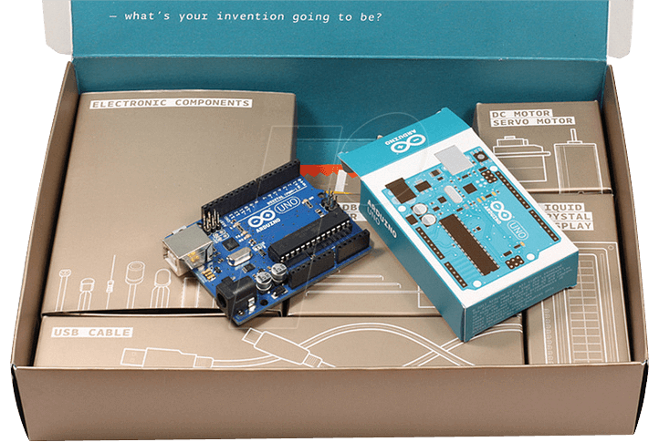 Arduino starter kit original techfun sk naj shop